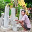 How Check Changed His Life with Cement Stairways